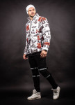 Изображение Короткая мужская матовая куртка What is real Mfstore