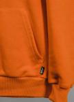 Изображение Оранжевое женское худи с классическим лого