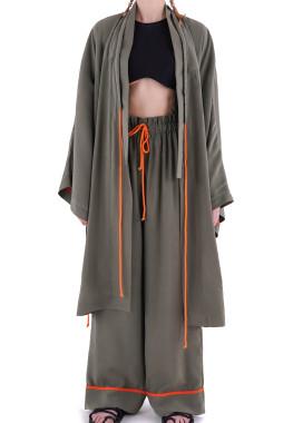 Изображение Костюм женский кимоно