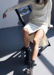 Изображение Платье из мягкого хлопка Simplu