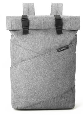 Изображение Дорожный серый рюкзак для ноутбука