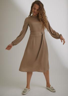 Изображение Платье Grace Camel