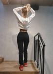 Изображение Спортивные брюки на флисе