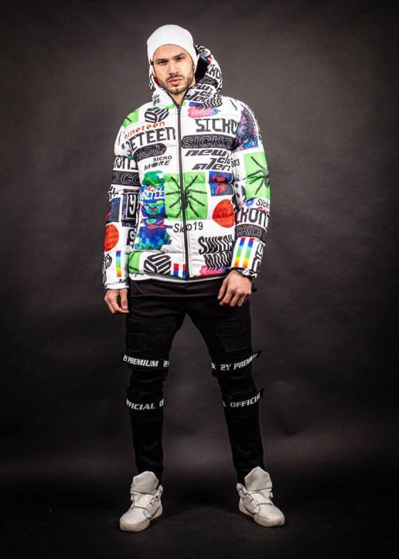 Изображение Короткая куртка Sicko Mfstore