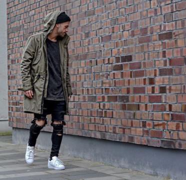 Изображение Что сверху? Модные мужские куртки, пальто и плащи 2017
