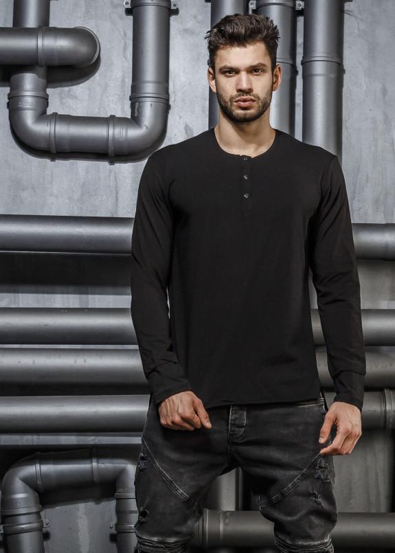 Изображение Кофта с черной полосой на спине Mfstore