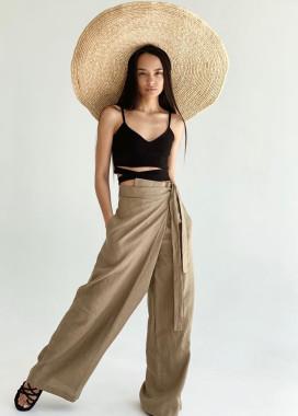 Изображение Льняные штаны