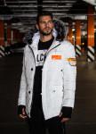 Изображение Куртка с логотипом на рукаве MFStore