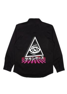 Изображение Куртка 3D Vaporwave Logo