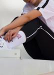 Изображение Спортивные женские штаны черный Cage Tur streetwear