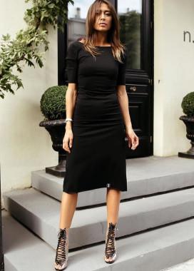 Изображение Платье с открытой спиной Simplu