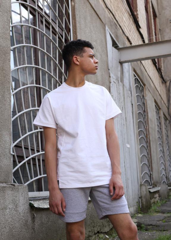 Изображение Шорты мужские серые Сэм Tur streetwear