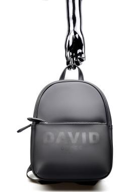 Изображение Рюкзак с матовым логотип David Jones