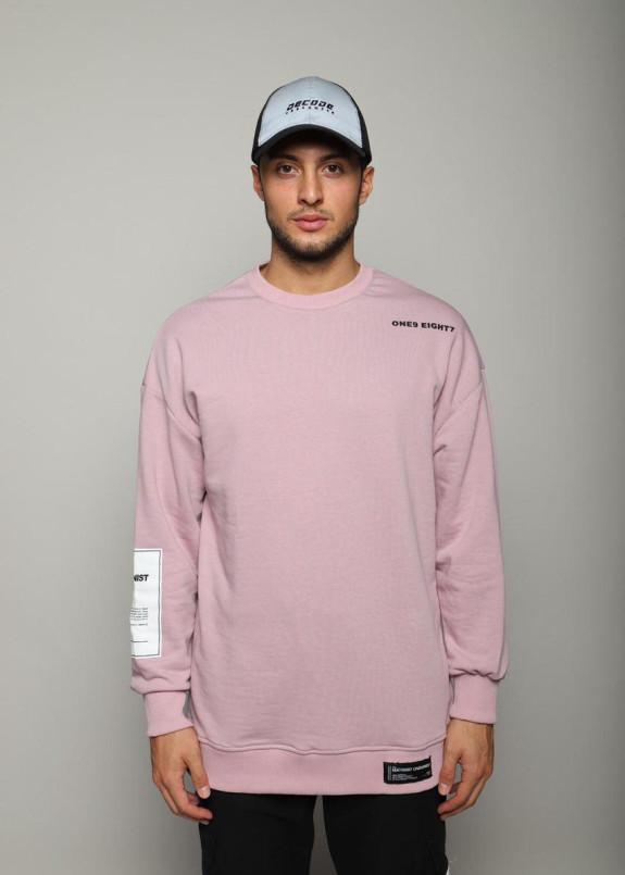 Изображение Свитшот розовый one9 MFStore