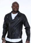 Изображение Куртка кож зам с боковой молнией MFStore