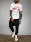 Изображение Спортивные штаны-галифе  Mfstore