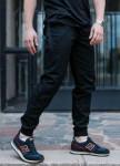 Изображение Черные карго штаны Мэд Макс с манжетами Tur streetwear