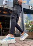 Изображение Брюки спортивные с накладками над коленом MFStore
