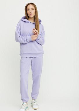Изображение Фиолетовый женский костюм