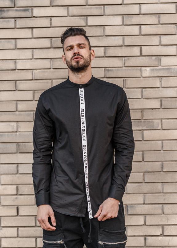 Изображение Рубашка с вставкой Mfstore