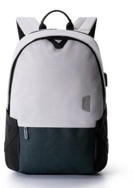 Изображение Рюкзак для ноутбука BAGSMART серый