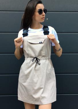 Изображение Сарафан женский бежевый Кристи Tur streetwear