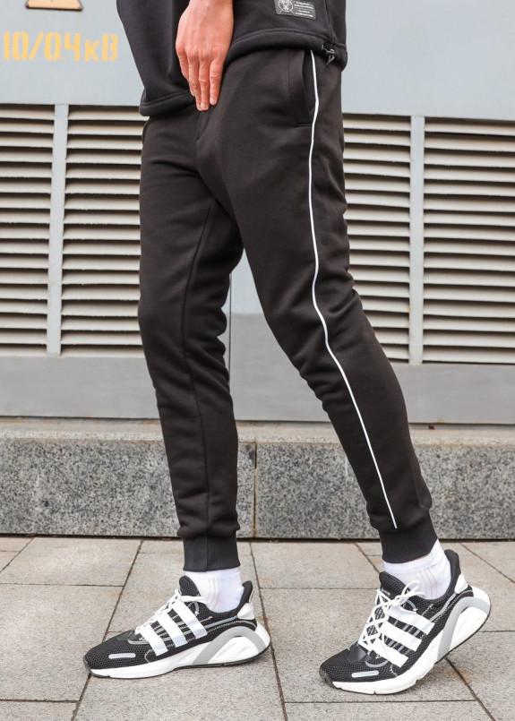 Изображение Спортивные штаны с  белым лампасом Рейн
