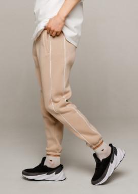 Изображение Спортивные штаны Сектор бежевые
