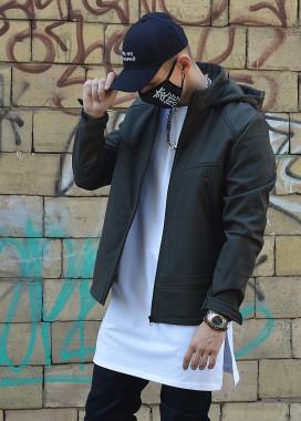Изображение Демисезонная куртка мужская хаки Центурион
