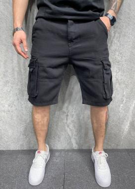 Изображение Шорты с накладными карманами MFStore