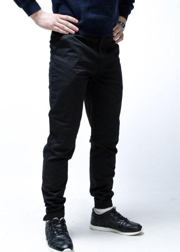 Изображение Черные чиносы Bronson Tur streetwear