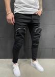 Изображение Джинсы с карманами и  молниями на них MFStore