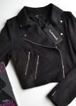 Изображение Женская куртка-косуха замшевая
