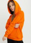 Изображение Черно-оранжевый женский костюм