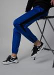 Изображение Спортивные штаны синие с лампасами мужские Рокки Tur streetwear