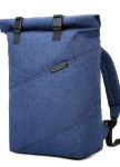 Изображение Дорожный синий рюкзак для ноутбука