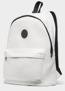 Изображение Городской рюкзак белого цвета