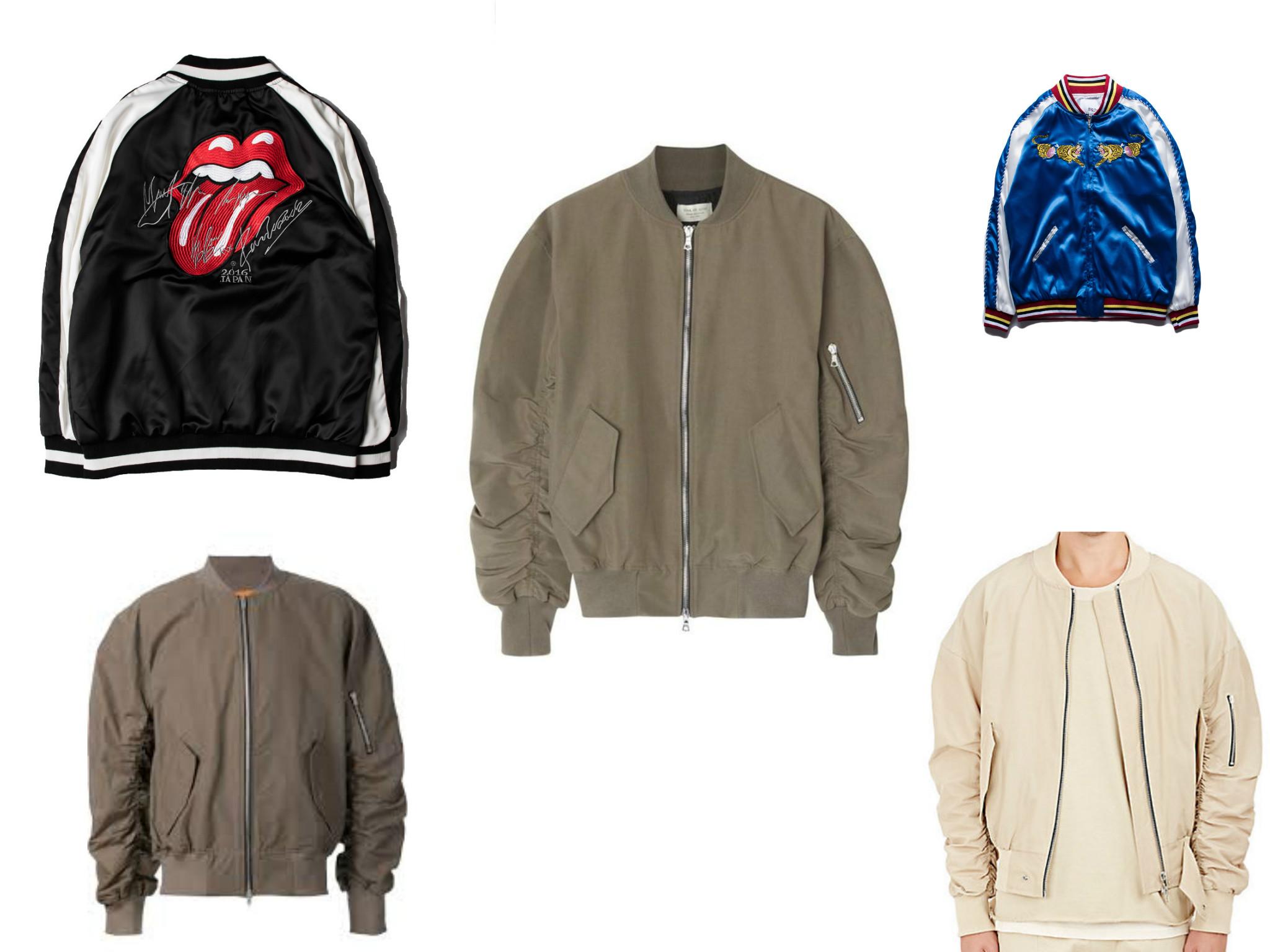 c0872be03ac Что сверху  Модные мужские куртки